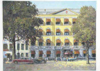 28L.Heytman.80x60 Hotel Des Indes