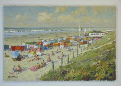 4L Heytman 60x40 zonnebaders_strand