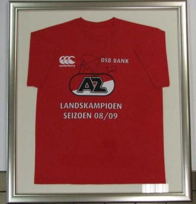 AZ-shirt in Lijst 2524