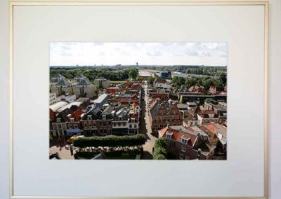 Adrey Caljé - Leidschendam-Voorburg in Vogelvlucht - Huygenskwartier