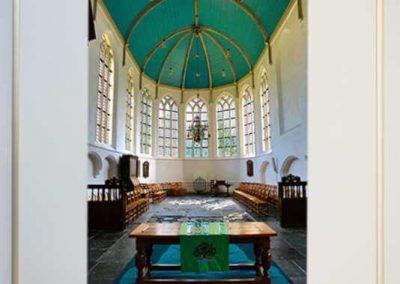 Adrey Caljé - Oude Kerk Herenstraat Voorburg