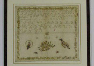 Antiek borduurwerk2519