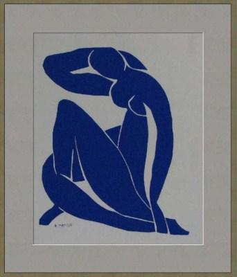 Inlijstwerk Matisse 2516